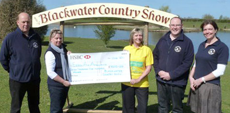 Blackwater Show and Essex Air Ambulance