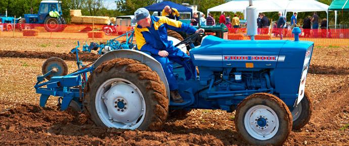 18 Tractors