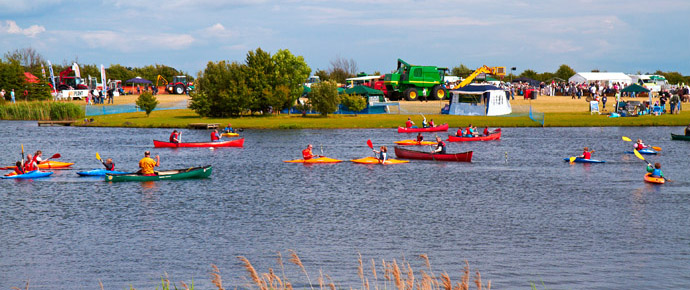 21 Lake Events